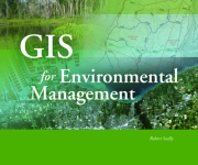 Click image for a larger image of GIS for Environmental Management cover
