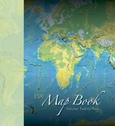Click image for a larger image of ESRI Map Book, Volume 22 cover