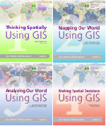 Click image for a larger image of Our World GIS Education cover
