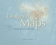 Click image for a larger image of Designed Maps cover