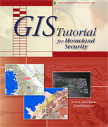 Click image for a larger image of GIS Tutorial for Homeland Security cover