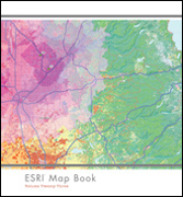Click image for a larger image of ESRI Map Book, Volume 23 cover