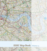 Click image for a larger image of ESRI Map Book, Volume 24 cover