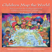 Click image for a larger image of Children Map the World, Volume 2 cover