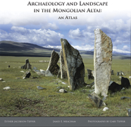 Click image for a larger image of Archaeology and Landscape in the Mongolian Altai cover