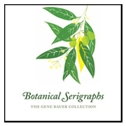 Click image for a larger image of Botanical Serigraphs cover