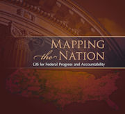 Click image for a larger image of Mapping the Nation cover