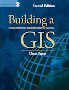 Click image for a larger image of Building a GIS, Second Edition cover