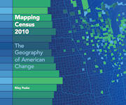 Click image for a larger image of Mapping Census 2010 cover