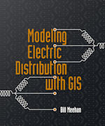 Click image for a larger image of Modeling Electric Distribution with GIS cover