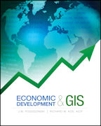 Click image for a larger image of Economic Development and GIS cover