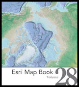 Click image for a larger image of Esri Map Book, Volume 28 cover