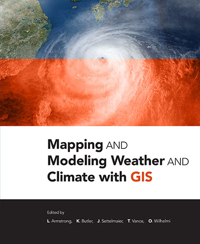 Mapping and modeling Weather