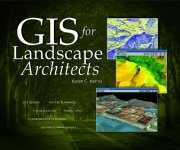 Click image for a larger image of GIS for Landscape Architects cover