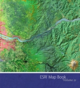 Click image for a larger image of ESRI Map Book, Volume 21 cover