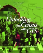 Click image for a larger image of Unlocking the Census with GIS cover