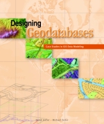 Click image for a larger image of Designing Geodatabases  cover