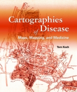 Click image for a larger image of Cartographies of Disease cover