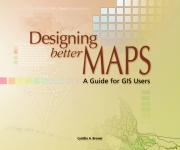 Click image for a larger image of Designing Better Maps  cover