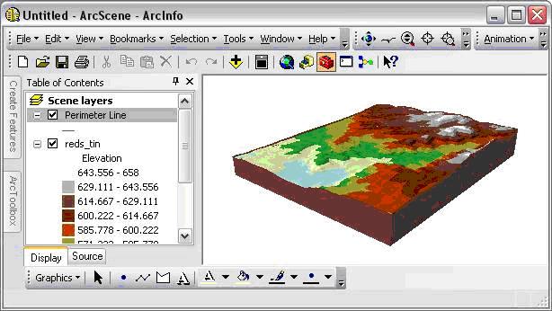 ArcScene screenshot 3