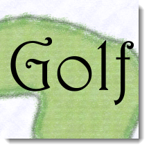 Golf blog thumbnail