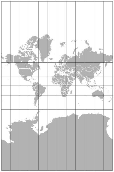 Web Mercator