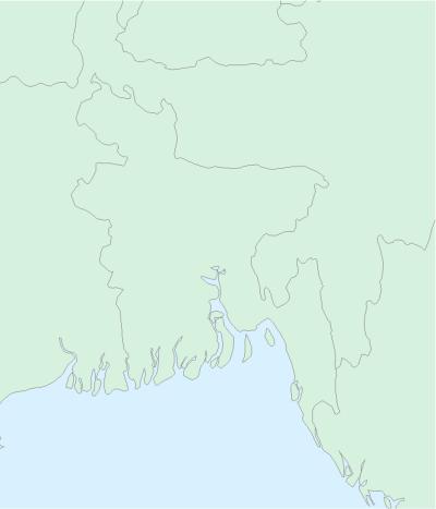 Figure-ground - land-water