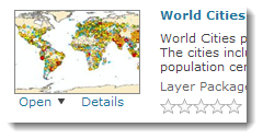 Esri Data and Maps thumbnail