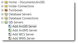 Grayscale - ArcGIS Servers 1