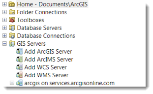 Grayscale - ArcGIS Servers 2