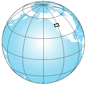 Extent rectangle
