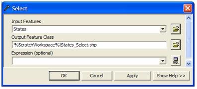 Set the SCRATCHWORKSPACE inline variable