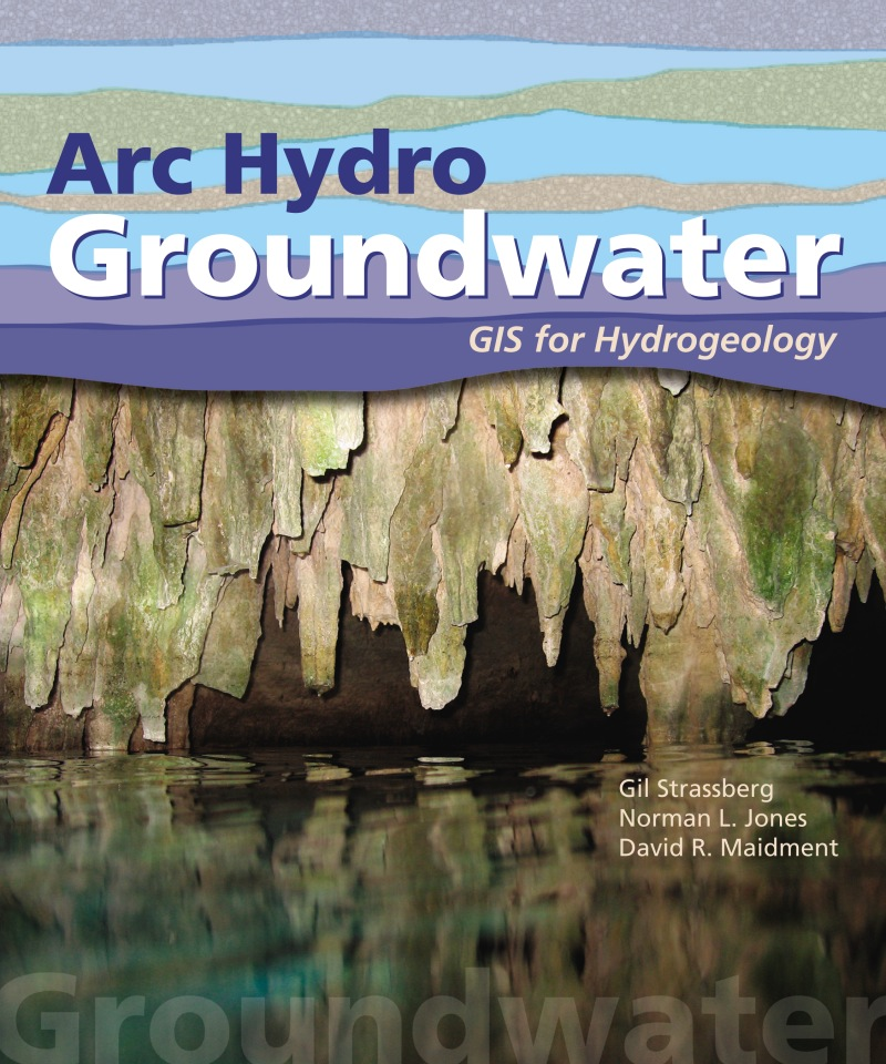Arc Hydro Groundwater cover