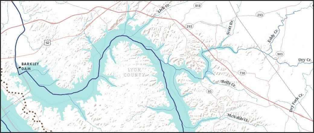Hydro Basemap