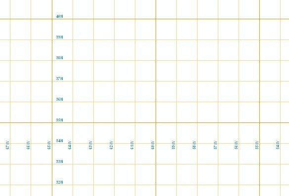 World Latitude and Longitude Grids