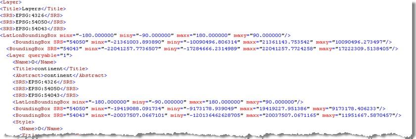 Final XML