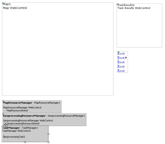 Layout in Visual Studio