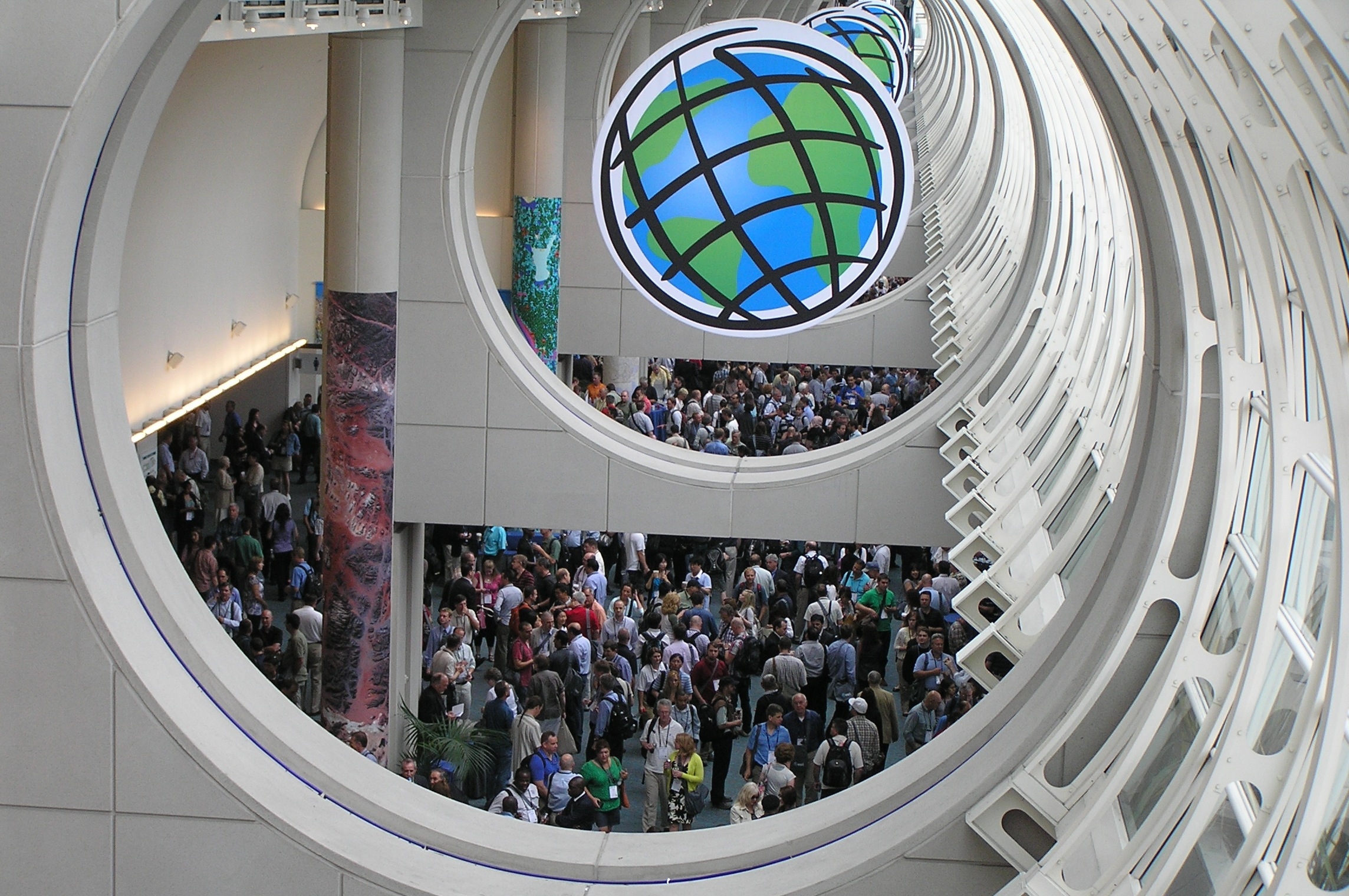 Esri UC Crowd