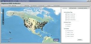 GeoMentor Map