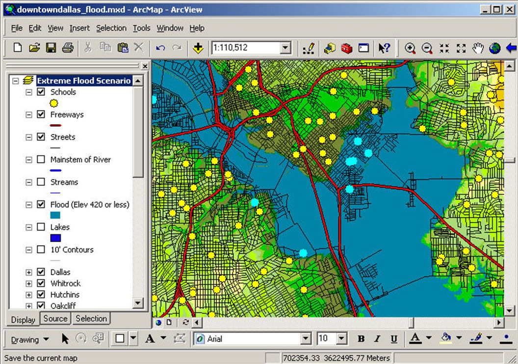 gis and hazards Lesson 1: introduction and course overview while the eop addresses hazards most likely to affect an area, gis is a supporting technology to all eop elements.