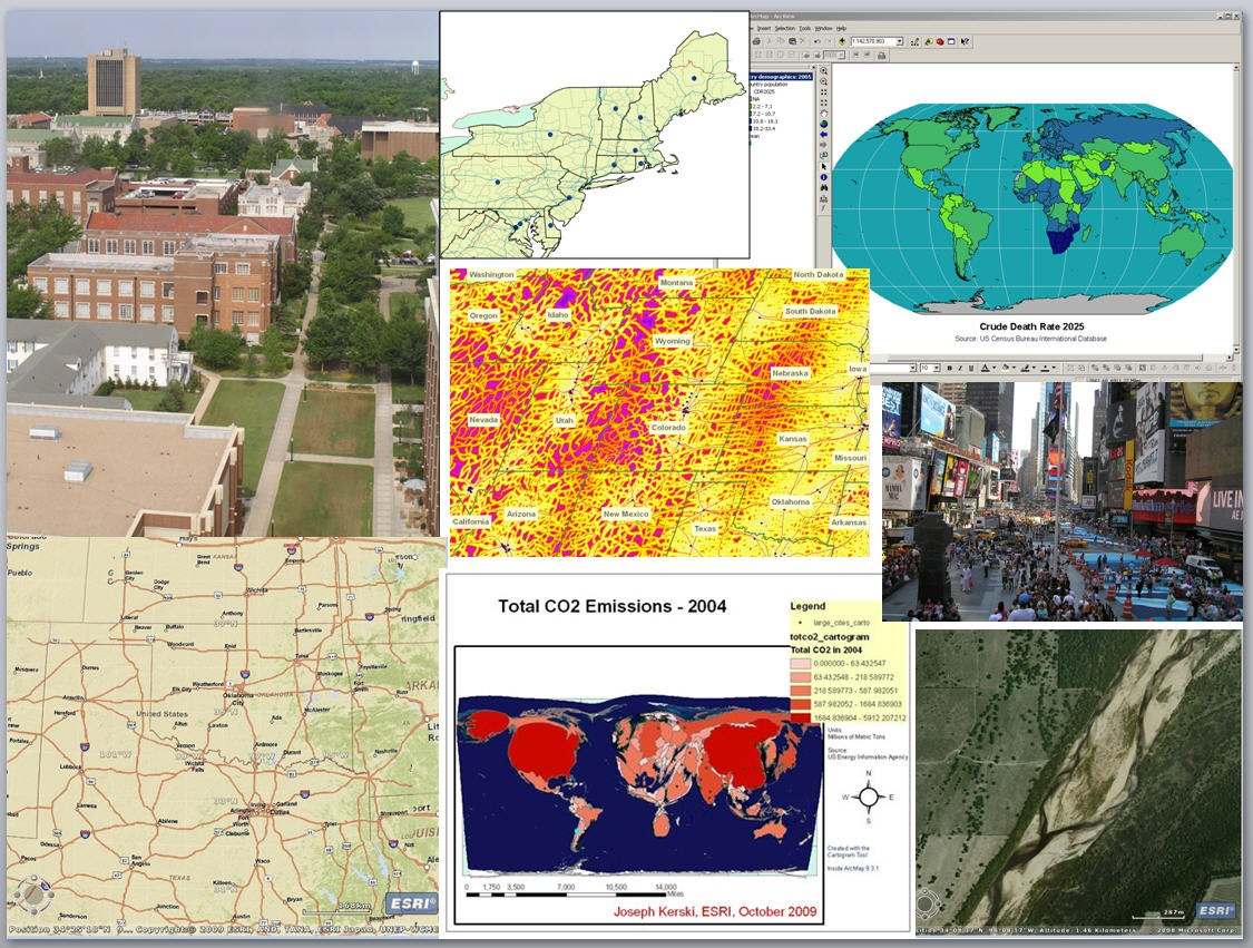 how can gis help with ap human geography part geonet