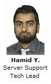 Picture of Hamid Y.