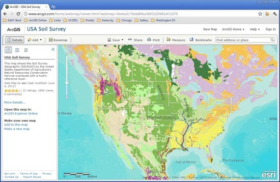 Publish your custom applications via arcgis online Create a map online free